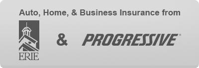 Erie & Progressive Insurance